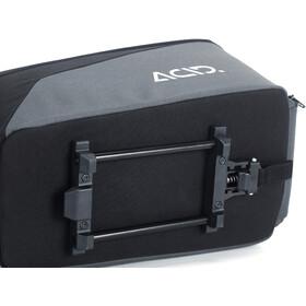 Cube ACID Trunk 8 RlLink Pannier Bag, negro/gris
